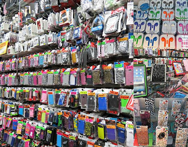 Nơi cung cấp phụ kiện điện thoại online uy tín giá xưởng số lượng lớn