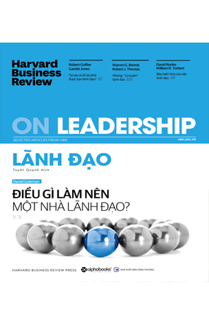 HBR ON POINT - Lãnh Đạo