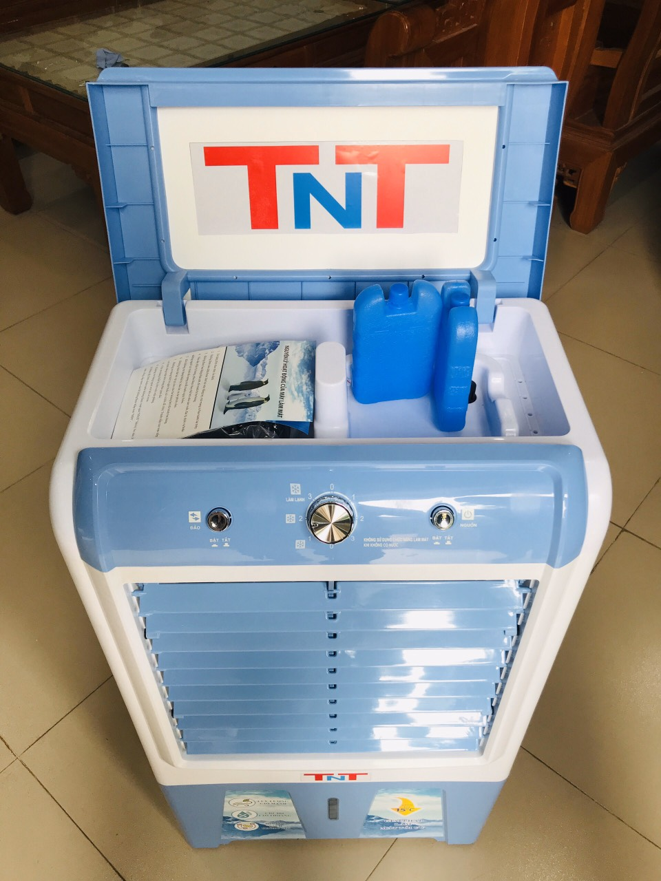 Máy Làm Mát TNT HS-35 ( 35 Lít )