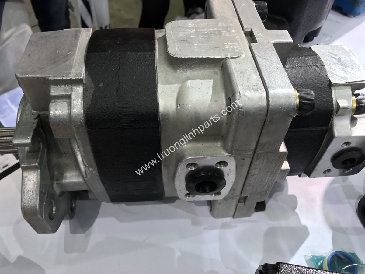 hydraulic pump Kawasaki; hydraulic pump Wheel Loader Kawasaki ; hydraulic gear  pump Kawasaki;hydraulic pump máy xúc Kawasaki; hydraulic gear  pump Kawasaki;hydraulic  pump; hydraulic gear  pump Kawasaki; Bơm nâng ben Wheel Loader; Bơm xe xúc Kawasaki