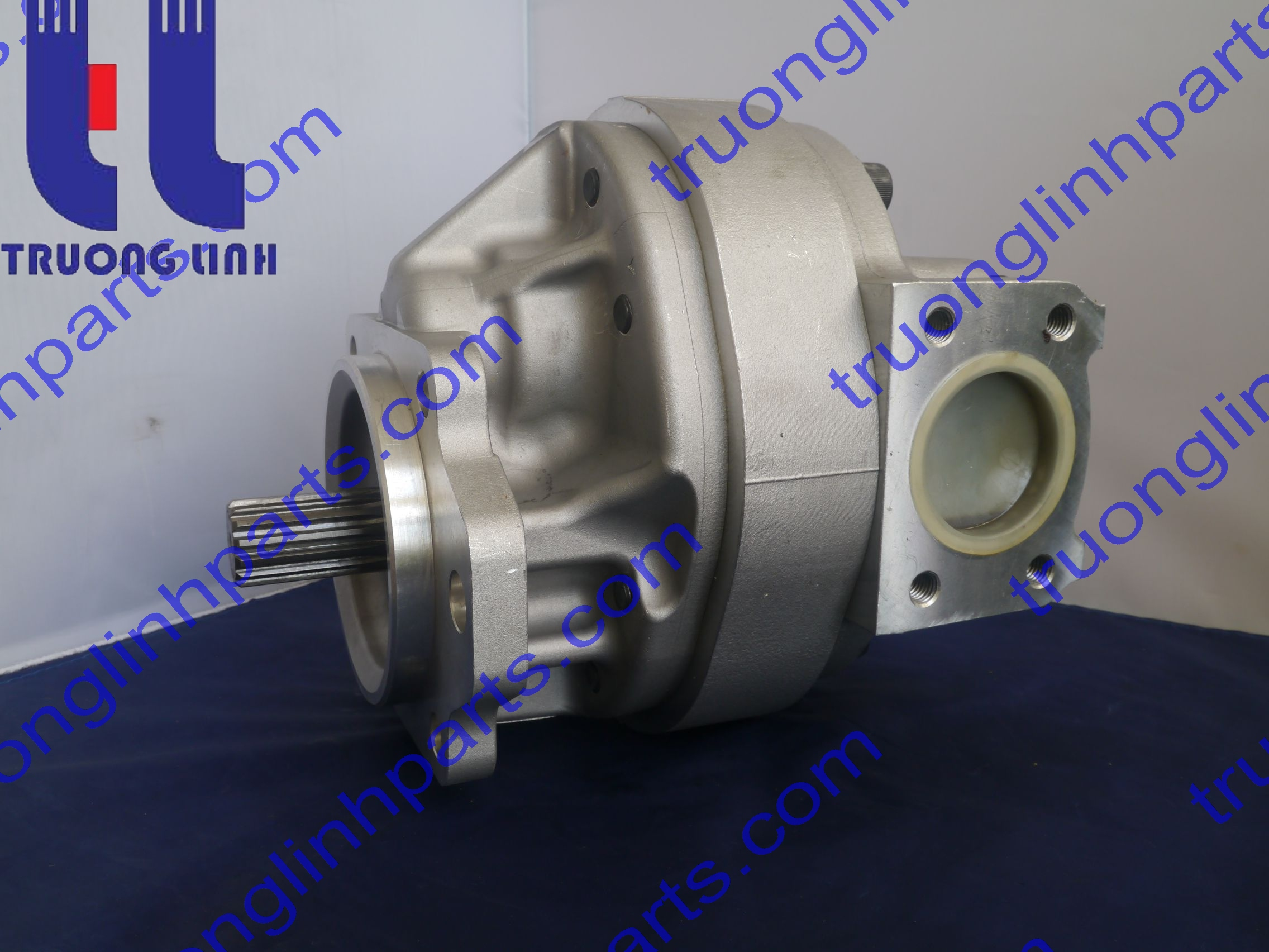 hydraulic gear  pump THỦY LỰC 705-14-41040 Komatsu Wheel LoaderWA470-1 WA450-1  545