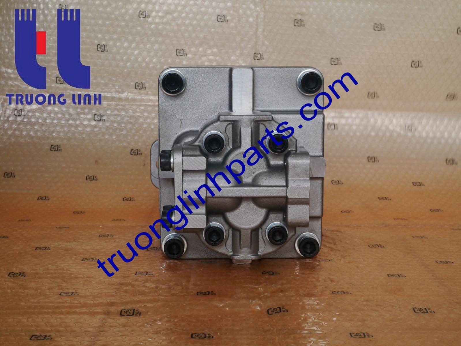 Máy bơm dầu thủy lực bánh răng được sử dụng rất phổ biến trong ngành công nghiệp