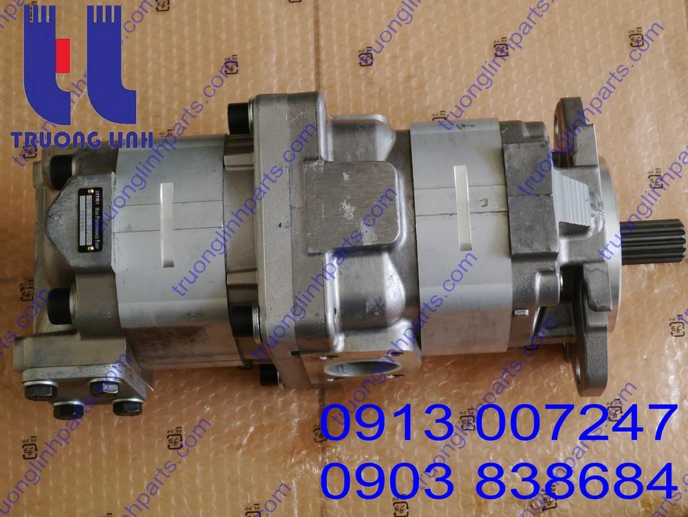 Máy bơm piston xuyên tâm được sử dụng đặc biệt đối với áp lực cao và dòng chảy tương đối nhỏ