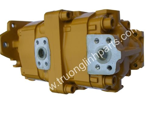 hydraulic pump - hydraulic gear  pump - steering pump705-52-30220 Xe Wheel Loader WA380-1