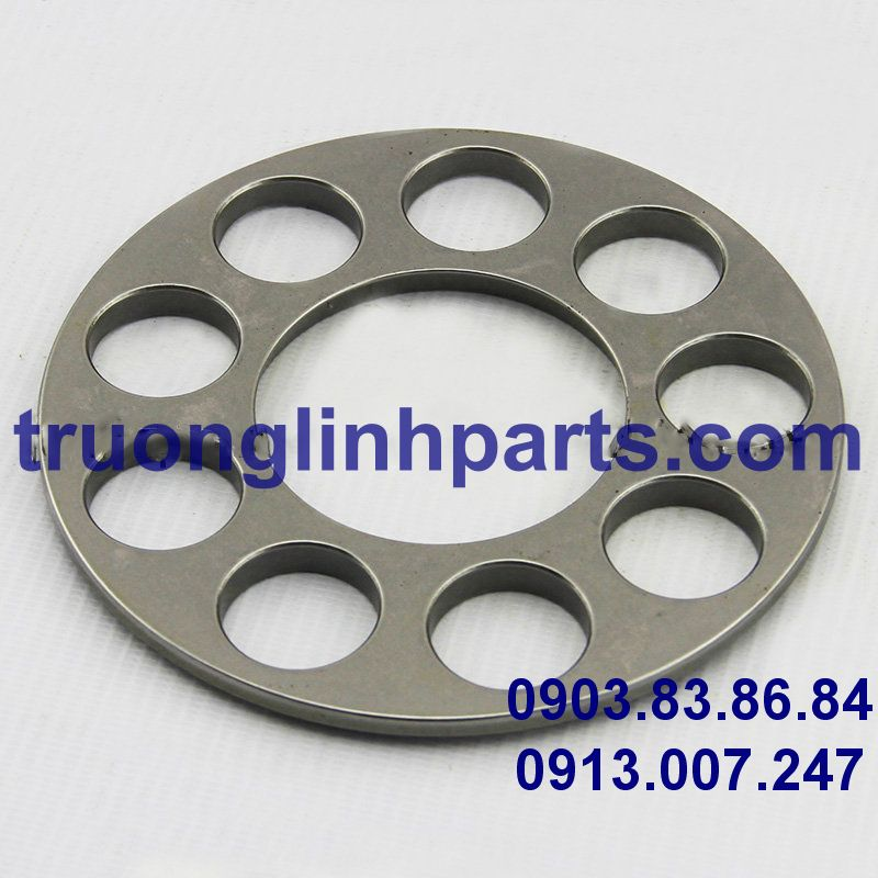 Phụ tùng hydraulic pump - RETAINER PLATE HPV140