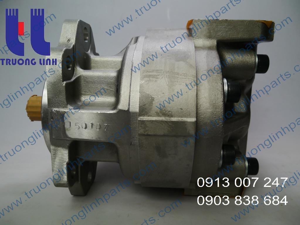 Bơm thủy lực là một phần rất quan trọng trong hệ thống thủy lực, có rất nhiều loại máy móc sử dụng bơm dầu thủy lực