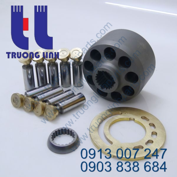 A10VSO63 Piston pump spare parts