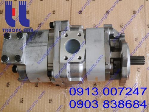 Bơm dầu thủy lực là một thiết bị sử dụng chuyển động quay từ động cơ hoặc motor điện để hút dầu thủy lực từ bồn chứa