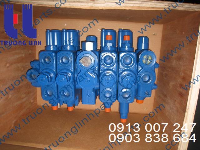 Ngăn kéo thủy lực là bộ phận quan trọng giúp bơm thực hiện đúng quá trình