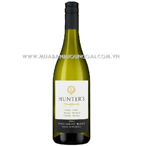 Hunter's Marlborough Sauvignon Blanc