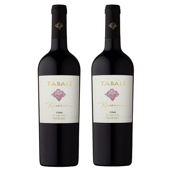 Rượu vang Tabali Reserva Syrah