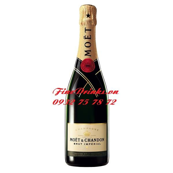 Champage Moet Chandon