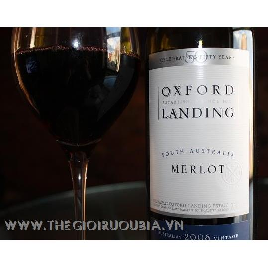 Rượu Vang  Oxford Landing