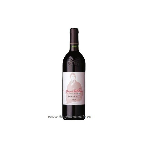 Rượu Vang Marquis de Bordeaux