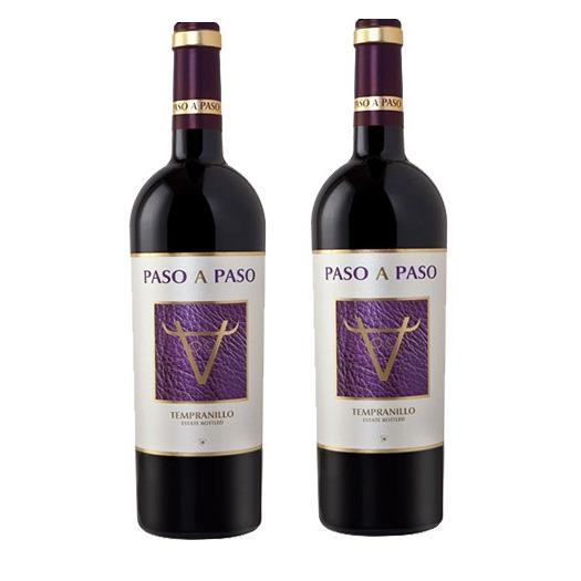 Rượu vang  Paso A Paso Tempranillo