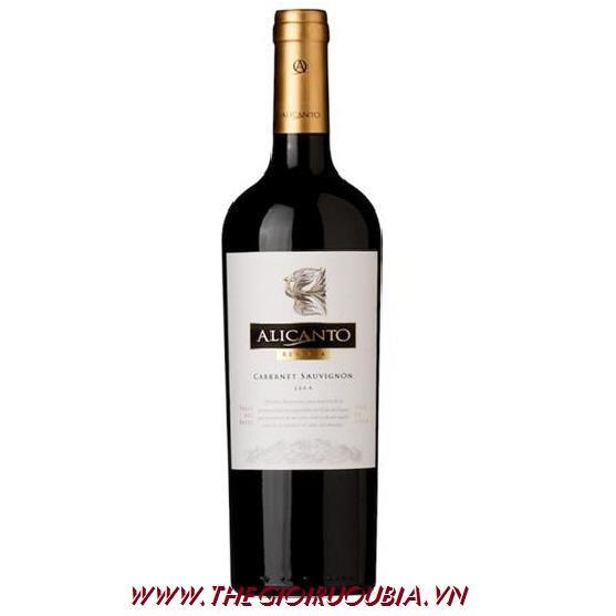Rượu Vang Alicanto reserva