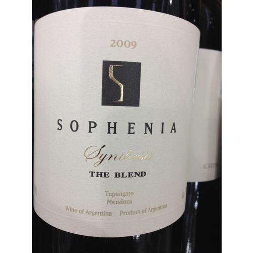 Sophenia Synthesis the Blend