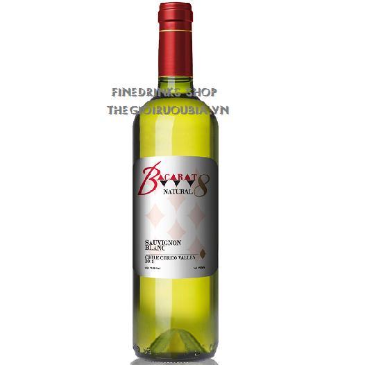 Bacarat 8 Natural Sauvignon blanc