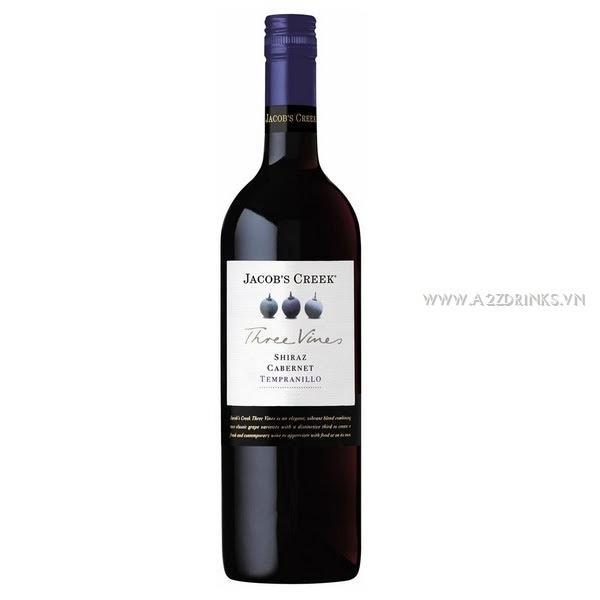 Rượu Vang Jocob's Creek Shiraz cabernet