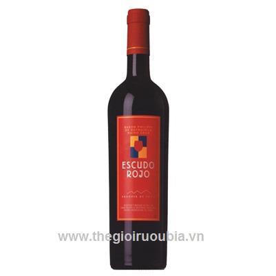 Rượu Vang B.P.De Rothschild Escudo Rojo
