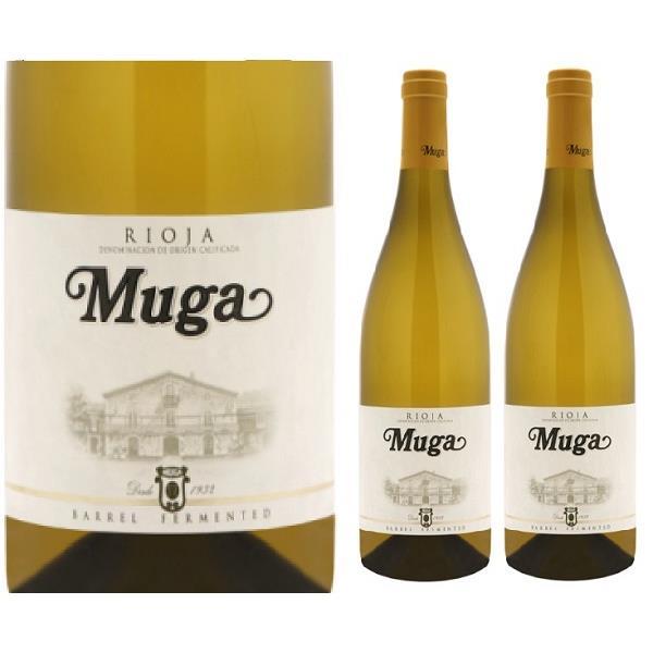 Rượu vang Muga White