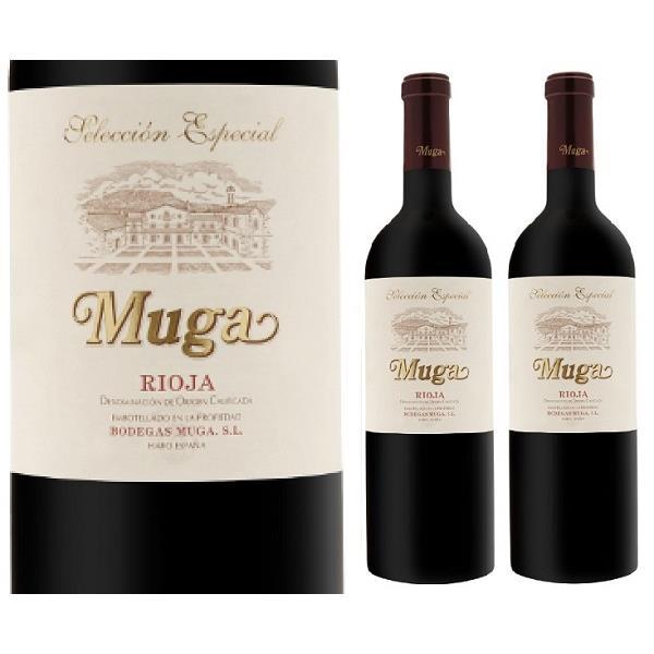 Rượu Vang Muga Reserva