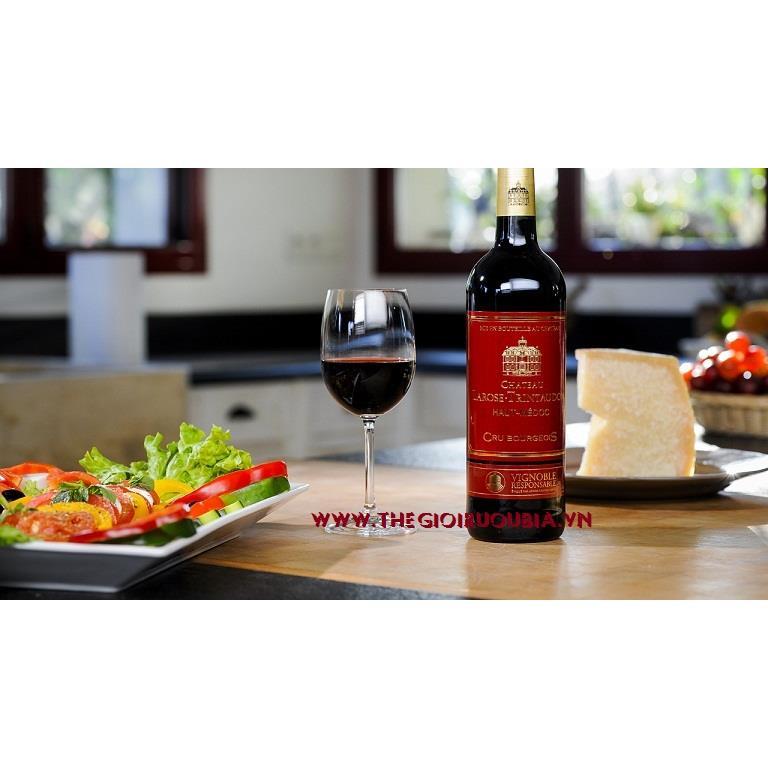 Rượu Vang Bordeaux (vùng Anquitaine )