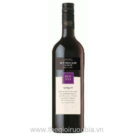 Rượu Vang Bin 999