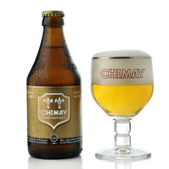 Bia Chimay Vàng 4,8% – Chai 330ml – Thùng 24 Chai