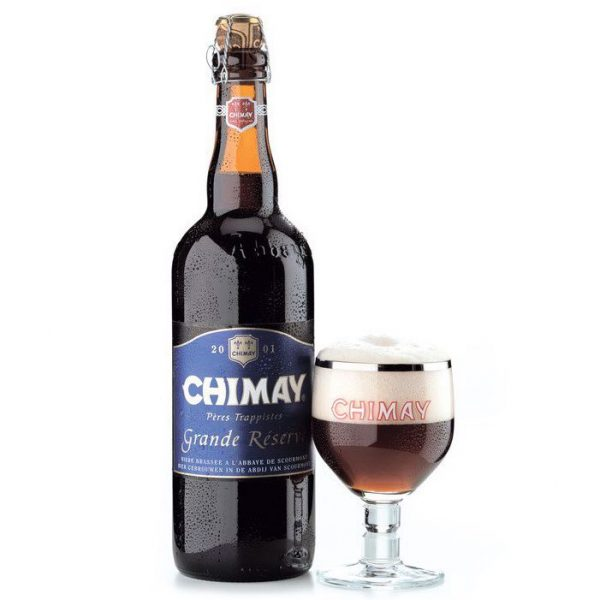 Bia Chimay Xanh 9% – Chai 750ml – Thùng 12 Chai