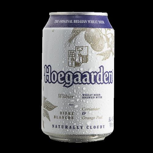 Bia Hoegaarden White lon 330ml