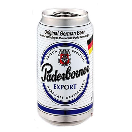 Bia Paderborner 5,5% – Lon 330ml – Thùng 24 Lon