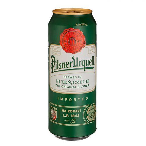 Bia Pilsner Urquell 4.4% – Lon 500ml – Thùng 24 Lon