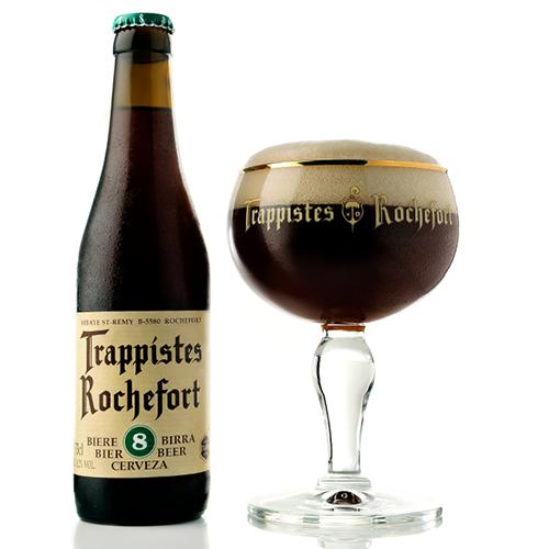 Bia Rochefort 8 9,2% – Chai 330ml – Thùng 24 Chai