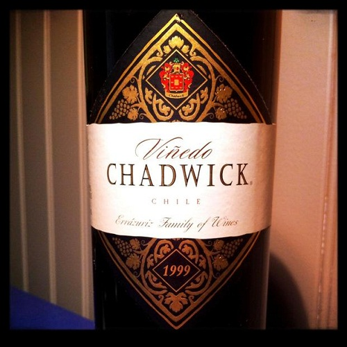 Rượu Vang Errazuriz Chadwick mixed case of 3 (2010,2012,2014)