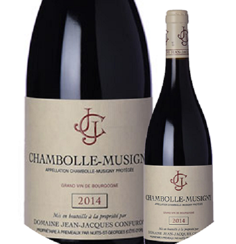 Chambolle-Musigny, Domaine Jean Jacques Confuron