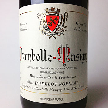 Chambolle-Musigny, Hudelot Noellat