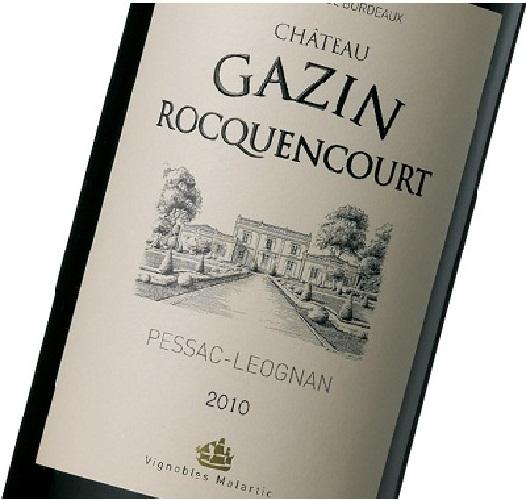 Chateau Gazin Rocquencourt