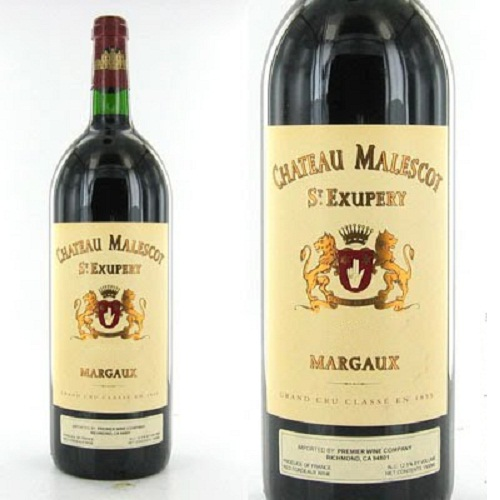 Chateau Malescot ST.Exupery