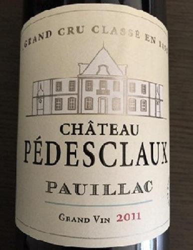 Chateau Pedesclaux