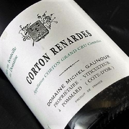 Corton Renardes - Domain Michel Gaunoux