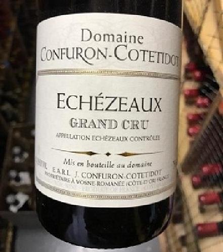 Domaine Confuron-Cotetidot Echezeaux Grand Cru
