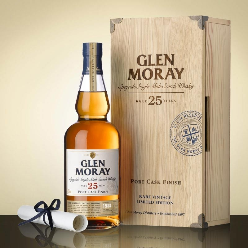 Rượu Glen Moray 25 Years Old