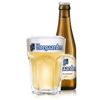 Bia Hoegaarden 8,5% – Chai 330ml – Thùng 24 Chai