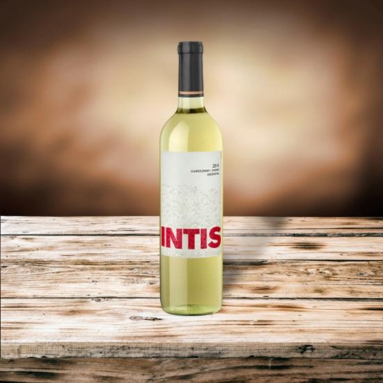 Rượu vang INTIS Chardonnay - Chenin
