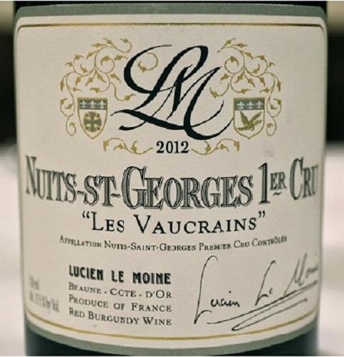 Nuits Saint Georges -