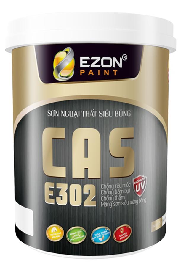 sơn cao cấp ngoại thất CAS E302