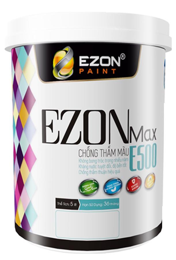 Sơn cao cấp chống thấm màu EZON MAX E500