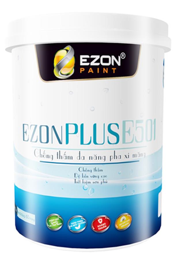 Sơn cao cấp chống thấm EZONPLUS E501