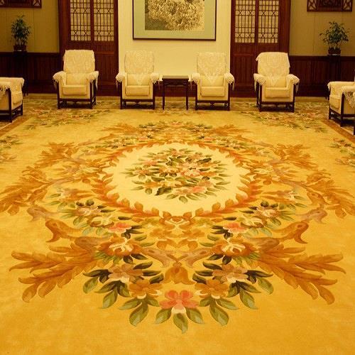 Kết quả hình ảnh cho thảm len dệt tay